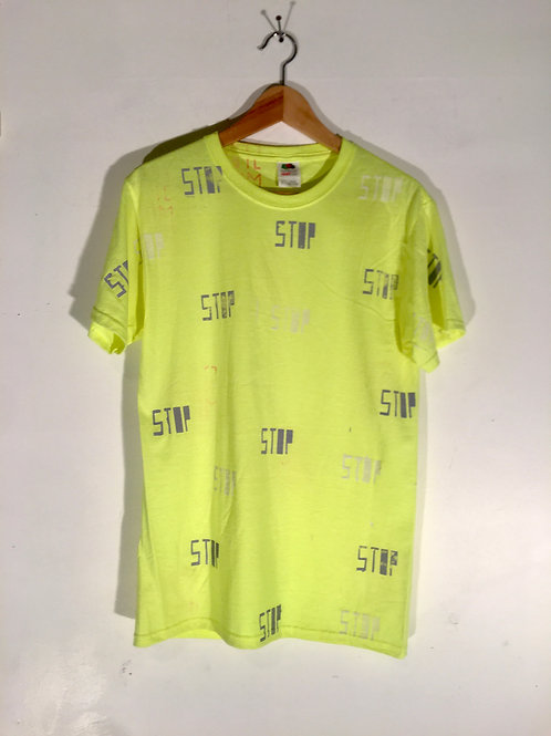 Neon Yellow Tee S/M/3XL