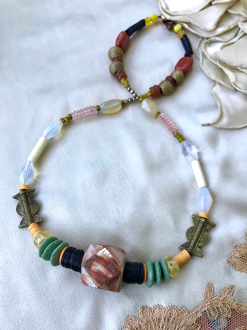 Abalone dream necklace