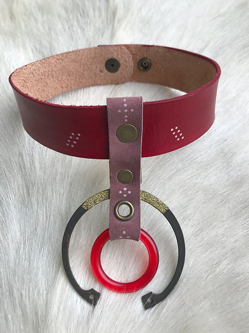 Red Vixen collar