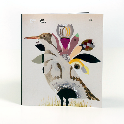Painted Birds/ Lost Faces book