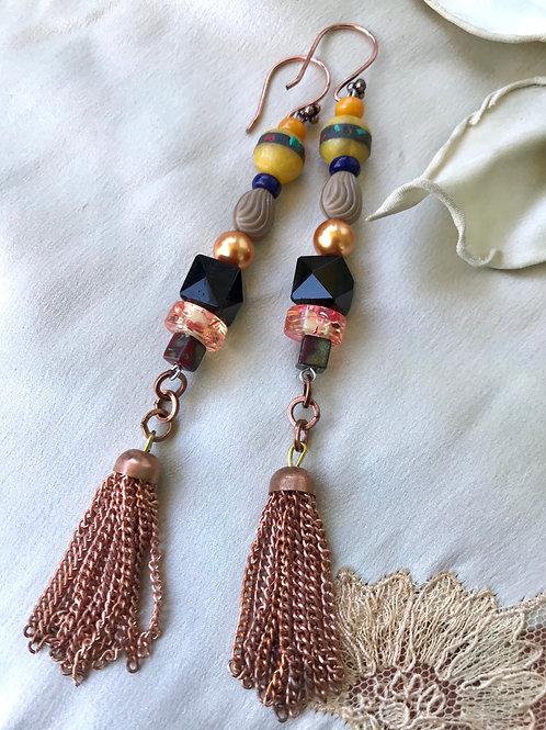 Dream lover earrings