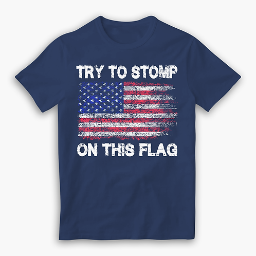 Respect The Flag T-Shirt