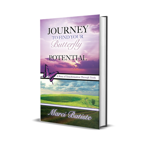 First Edition: Journey to Find Your Butterfly Potential