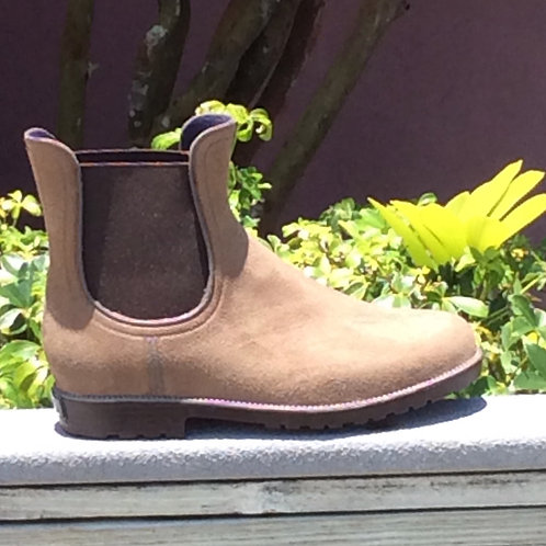 The Sloane Chelsea Boot in tan