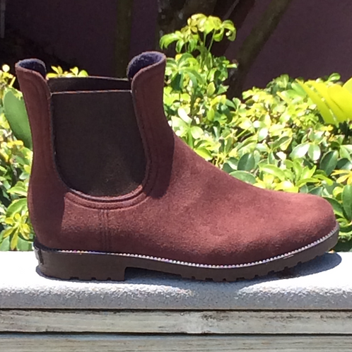 The Sloane Chelsea Boot in mocha