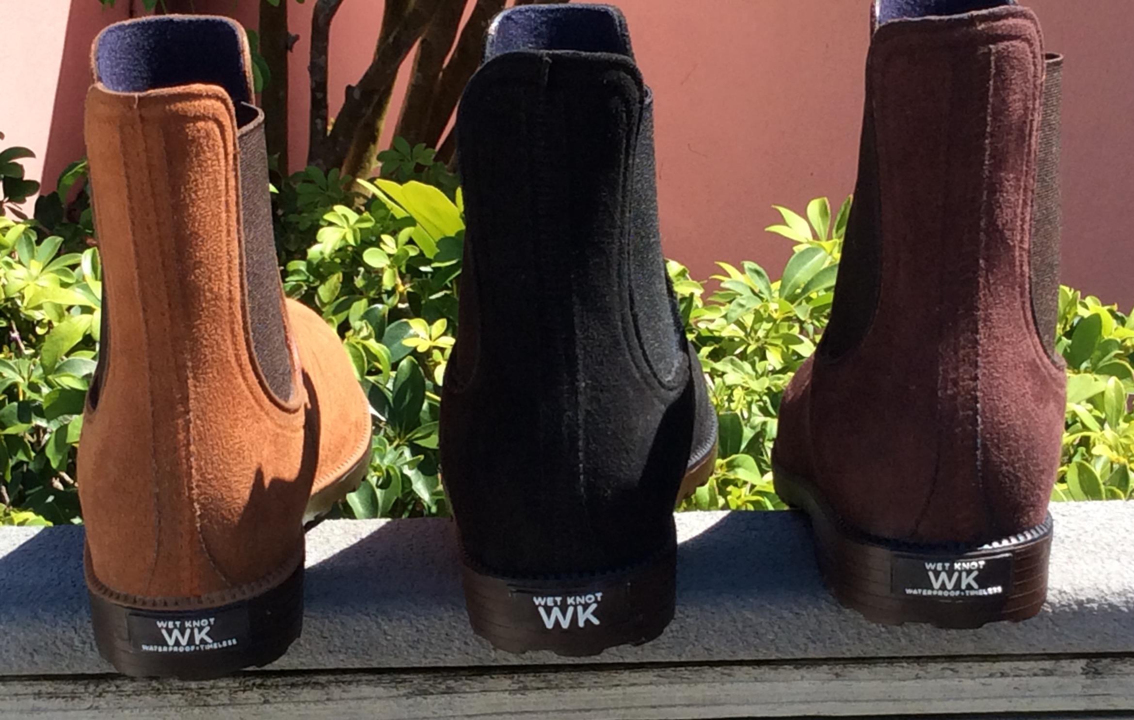 wetknot boots