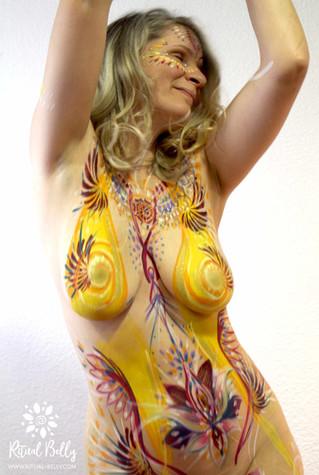 Poésie corporelle - Briller son féminin sacré