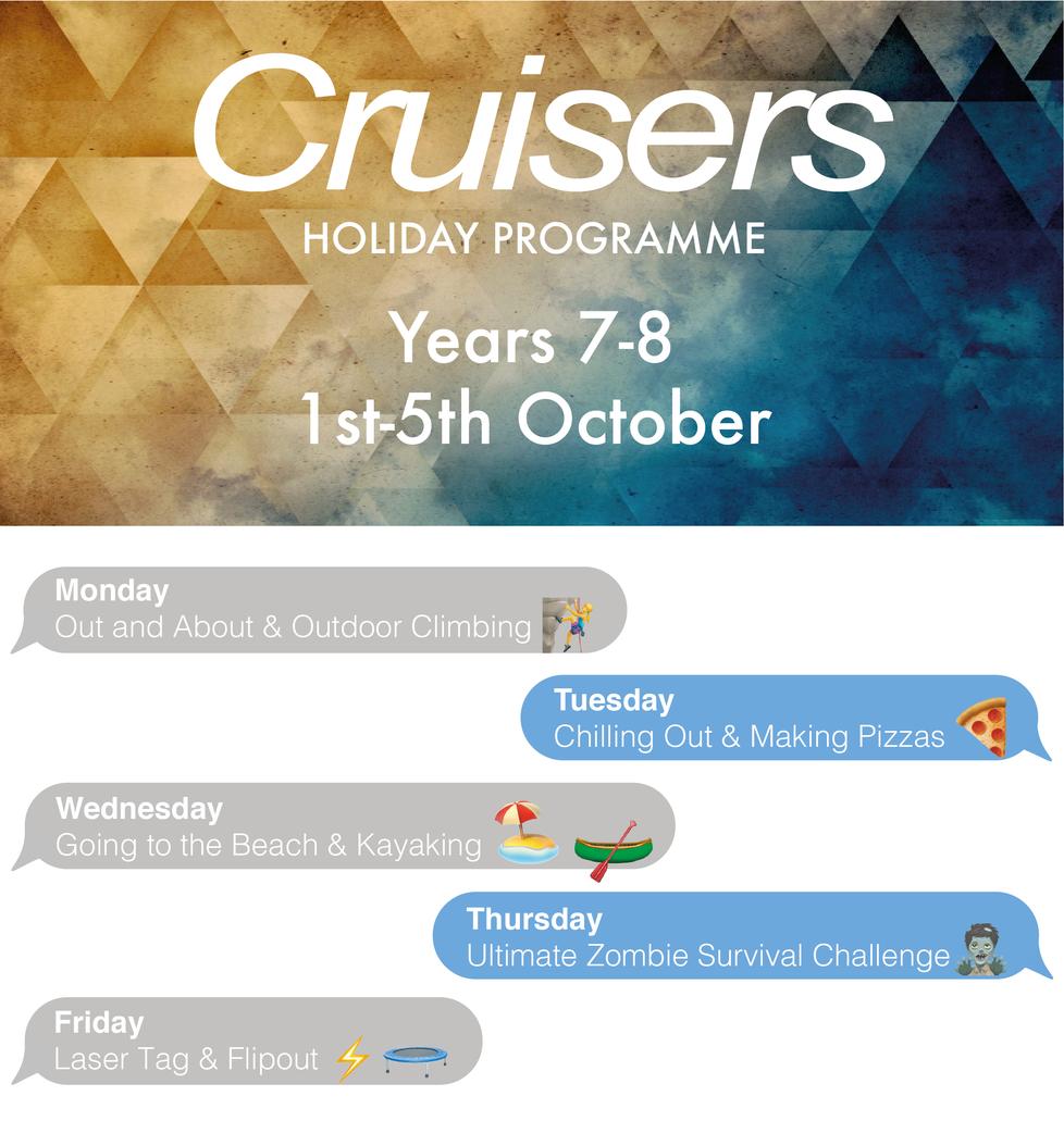 Cruisers Promo A4 Flyer October 2018-01.
