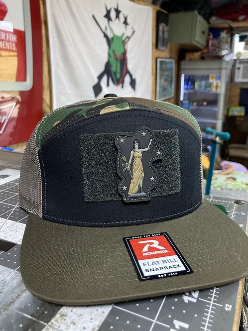 GWT M81 5 Panel Hat