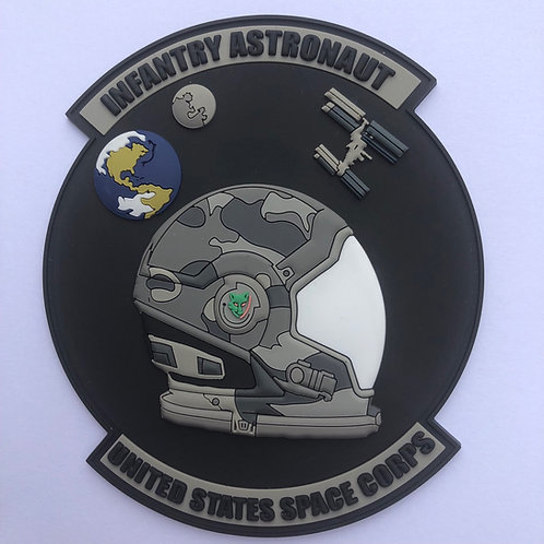 Space Infantry Patch