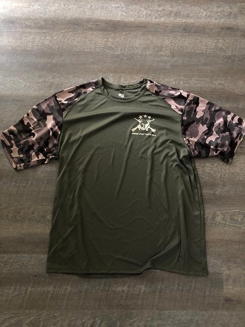 Lightweight M81 GWT Poly T-Shirt