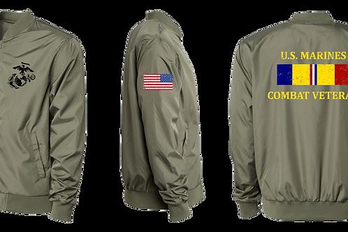 Combat Veteran Bomber Jacket