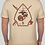 Thumbnail: 1/8 Tri Blend T Shirt