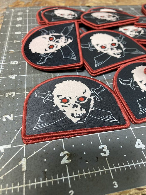 Carlson Woven Patch
