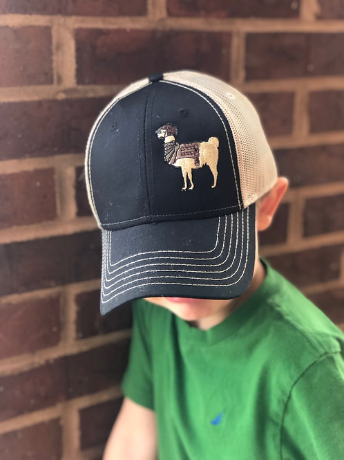 Tactical Lama Trucker Hat