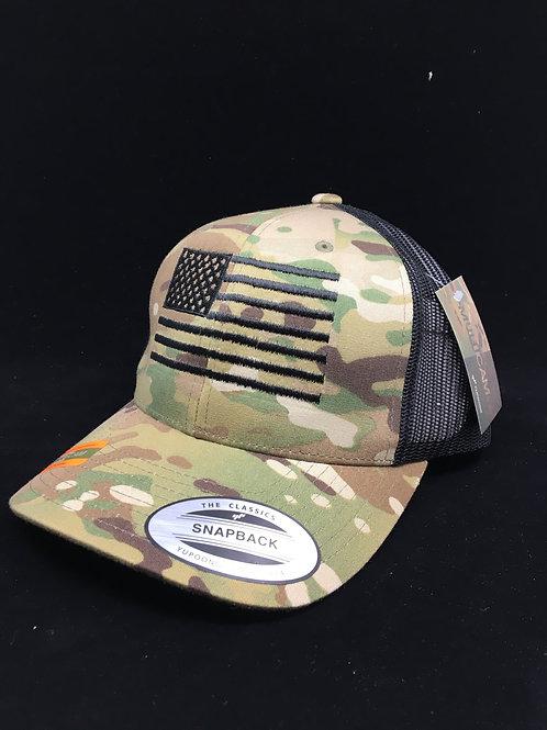 GWT Flag Outline Hat