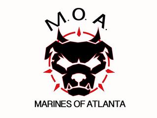 Marines of Atlanta1 Year Reunion !