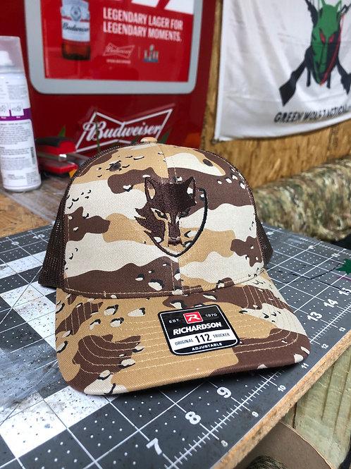 Chocolate Chip Trucker Hat