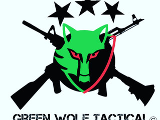 Help Green Wolf Tactical Raise 500$! Get a Hat Keychain & Decal if you donate at least 25$!🐺