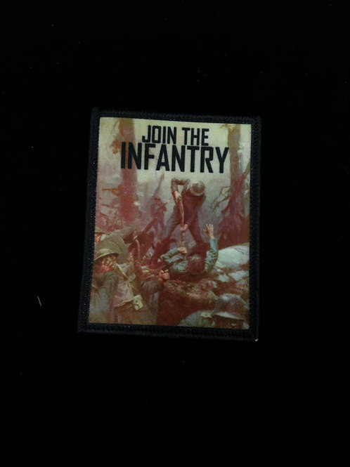 Join the Infantry Patch