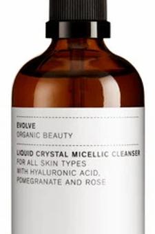Liquid Crystal Micellic Cleanser