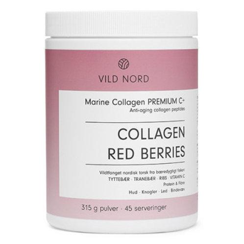 VILD NORD Collagen Red Berries