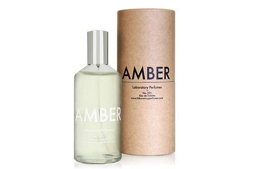 Laboratory Perfumes - Amber