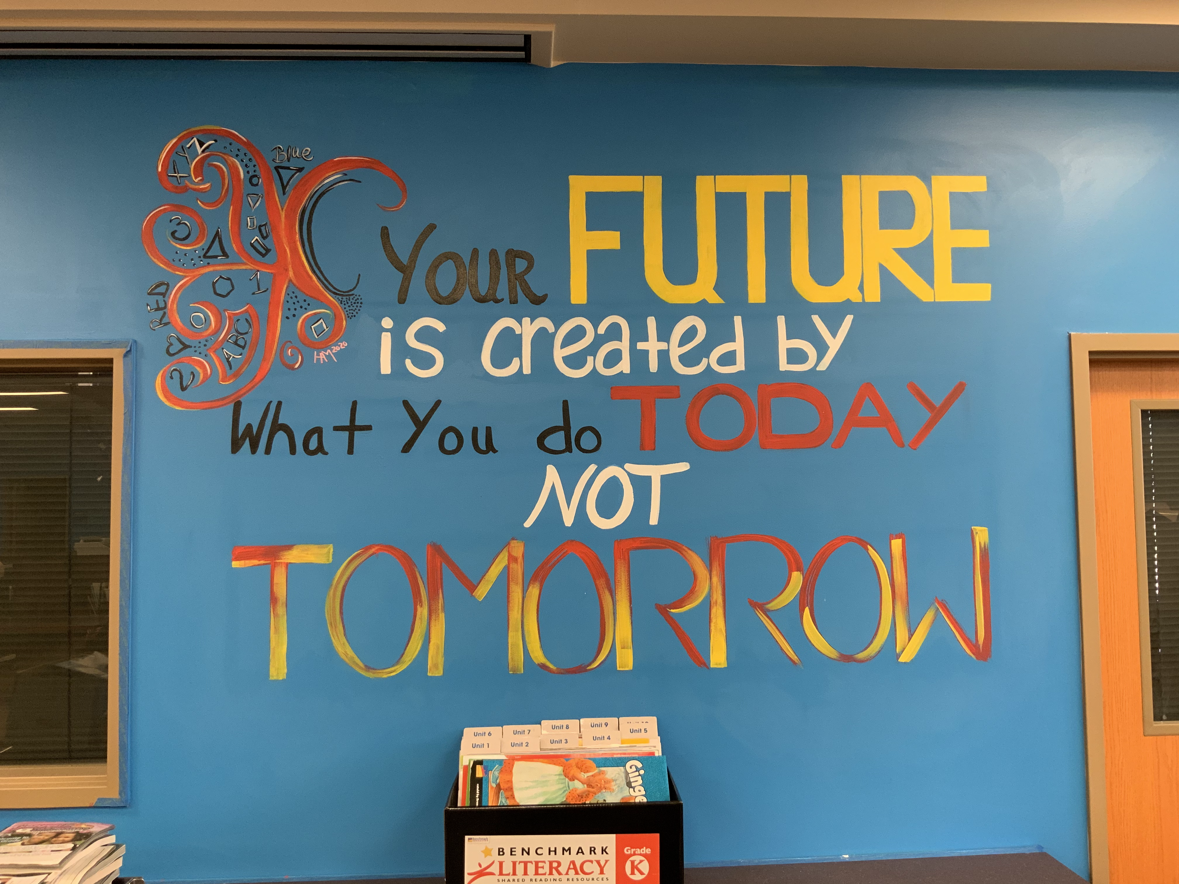Your Future Quote Wall