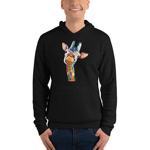 Crayo Giraffe Unisex hoodie