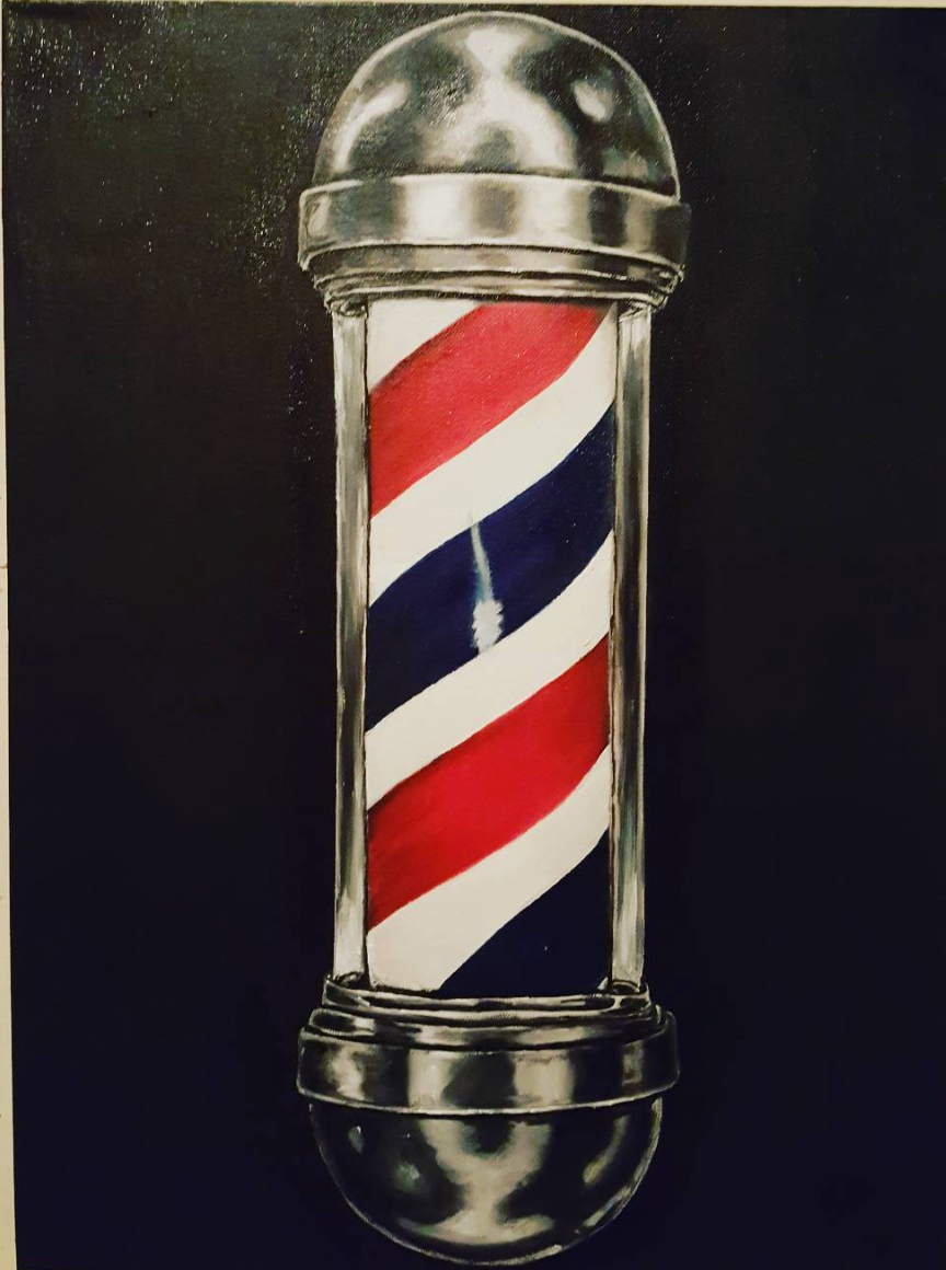 Barber Pole (commissioned)