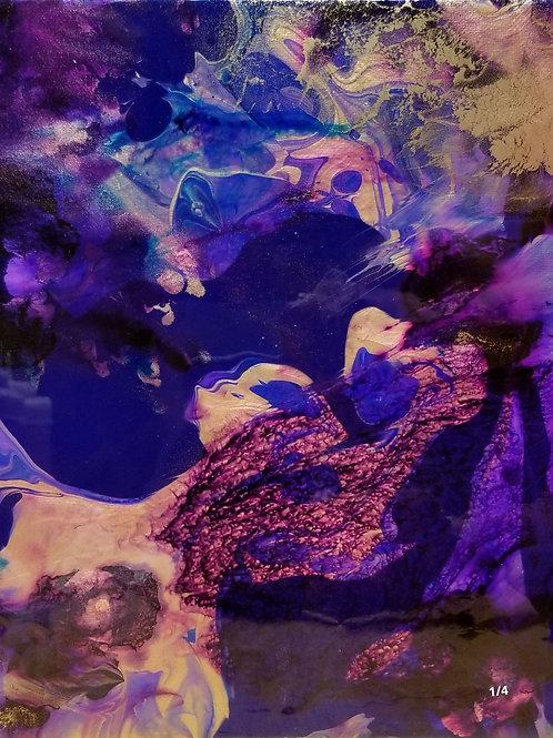 Purple fusion 1/4