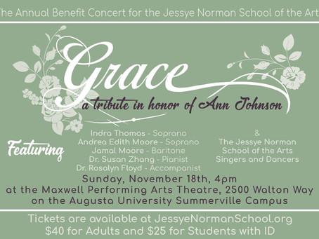 The benefit concert!