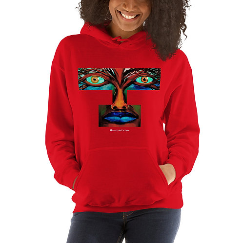 Transcendence of Gaia Unisex Hoodie