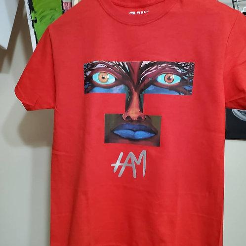 Transcendence of Gaia shirt
