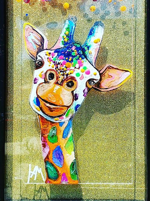 Cray Giraffe