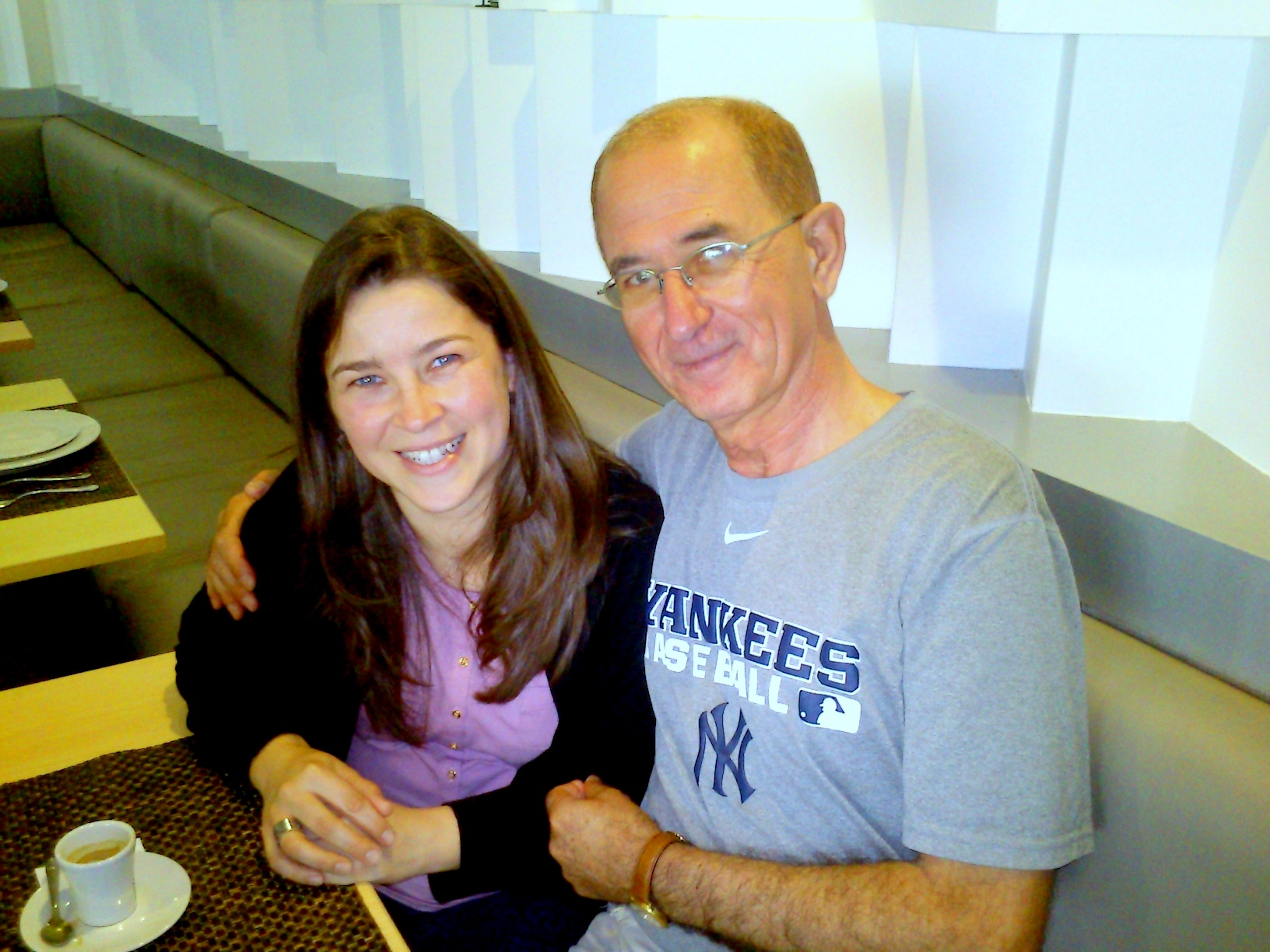 Verónica Leite e Ildeberto