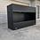 Thumbnail: 6x2x4 All Black PVC Enclosure