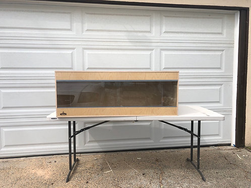 4x2x18 Birch Plywod Enclosure