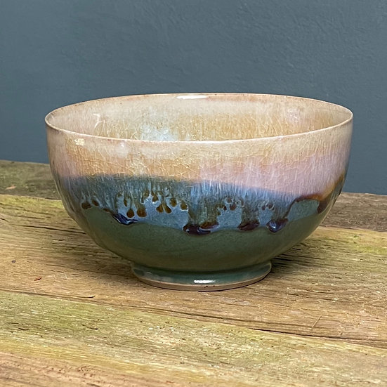 Small Bowl, Turquoise