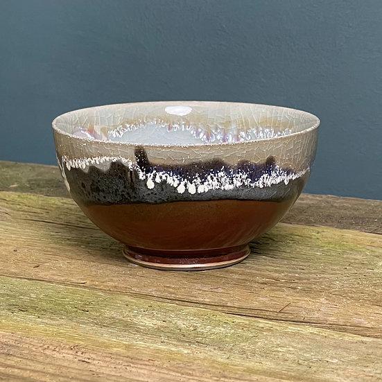 Small Bowl, Rust