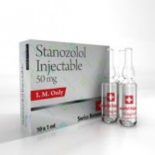 STANOZOLOL INJECTABLE