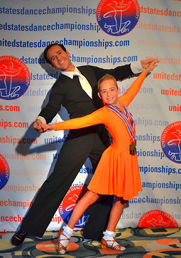 Children's Dance Lessons Produce South Florida Champion