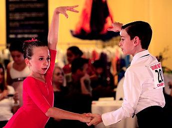 Palm Beach County Dance Studio Offers Children's Ballroom dance Lessons