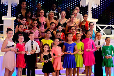 Childrens Ballroom Dance Lessons - Palm Beach Florida