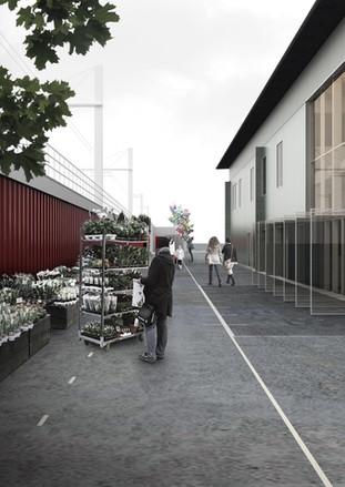 (Con)Temporary Market Hall