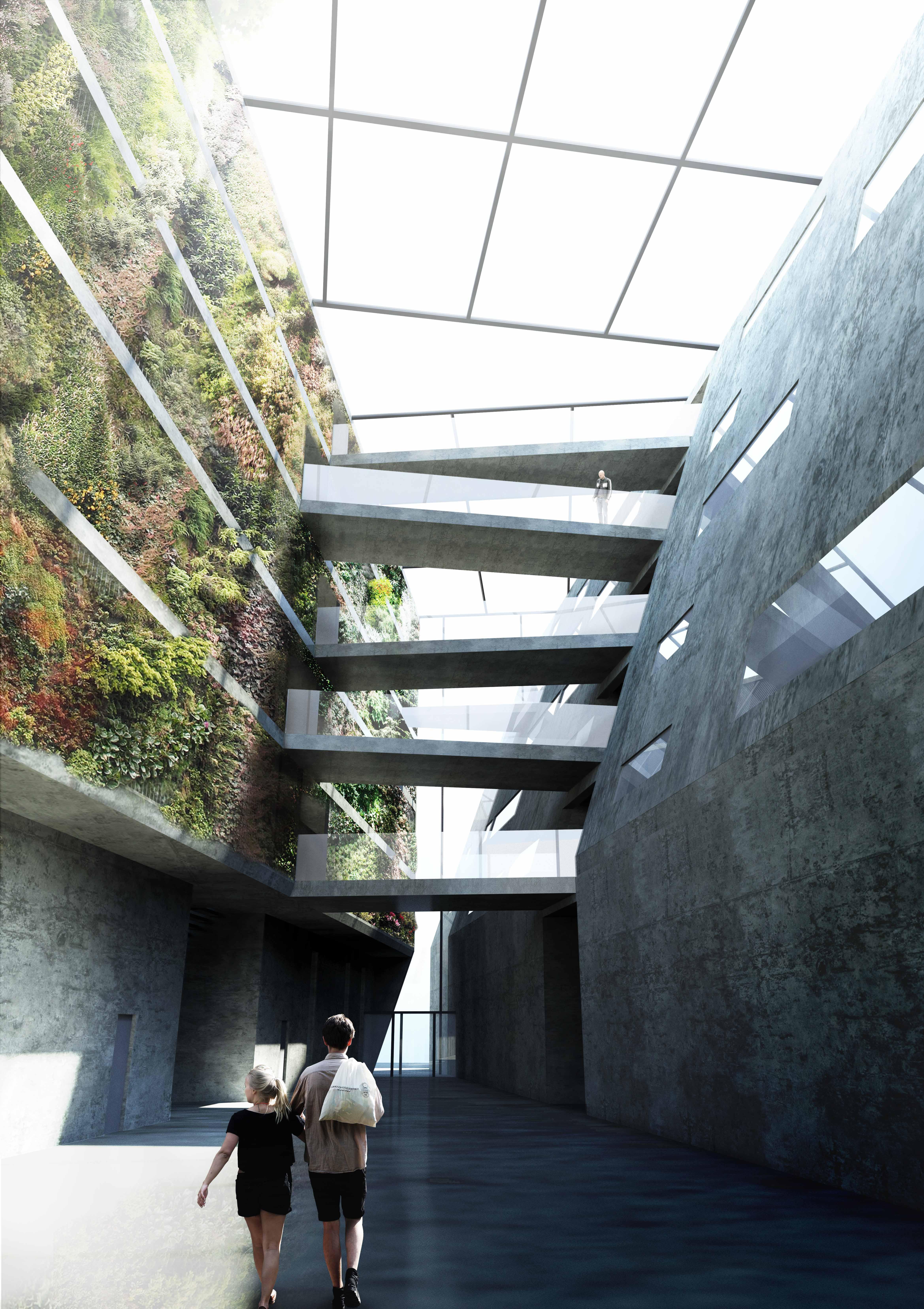 Greenhouse Dormitory