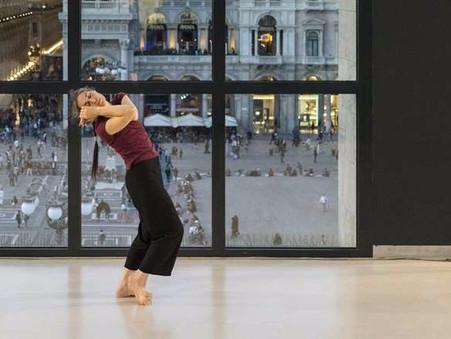 photos Claire Filmon / Simone Forti work / 21-23 sept - Milan