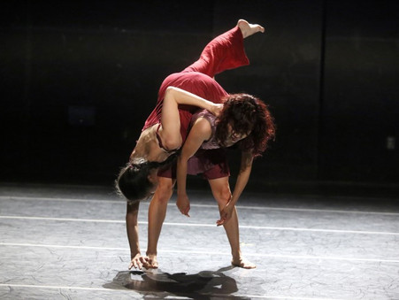 Stage Impro/contact,  11 & 12 nov. à Nantes