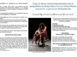 stage contact vers composition en temps réel - du 19 au 21 mai, à Angers