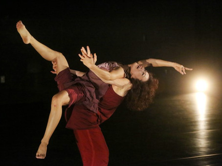 Contact Improvisation & composition en temps réel - 20-21 octobre - ZAP - Latillé (86)